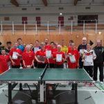 Tischtennis Hobbymeisterschaft 2019